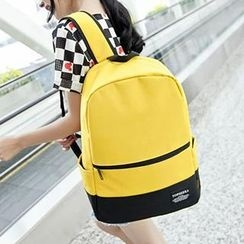 Top Seeka - Two-Tone Lightweight Backpack