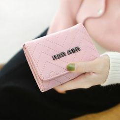 Rinka Doll - Chevron Stitch Wallet