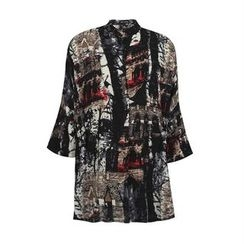 Flore - Printed Blouse