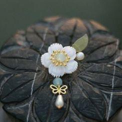 Kanojo - Flower Brooch