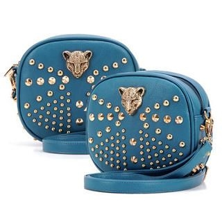BeiBaoBao - Studded Crossbody Bag