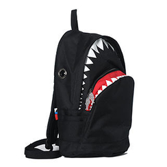Morn Creations - Shark Backpack (L)