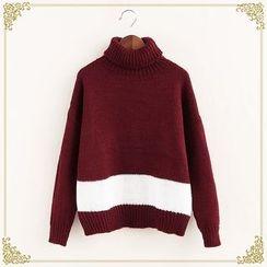 Fairyland - High Neck Sweater