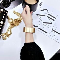 Donnette - Square Bangle