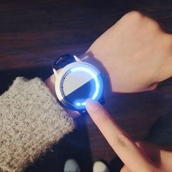 Honey Bee - LED Touch Screen Digital Watch
