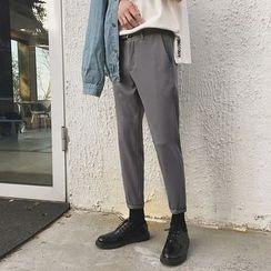 Real Boy - Cropped Harem Pants