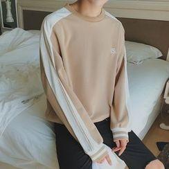 Breeson - Color Block Sweatshirt