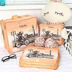 Evorest Bags - 三件套: 旅行收纳包