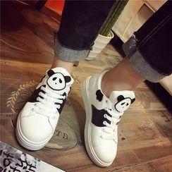 Tina Nini - Panda Sneakers