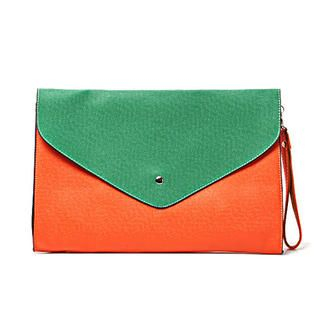 deepstyle - Faux Leather Clutch