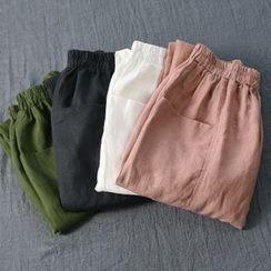 Ranche - Plain Harem Pants