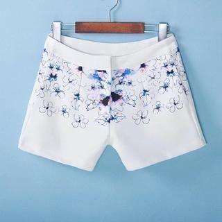 JVL - Floral Shorts