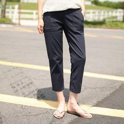 CLICK - Slim-Fit Pants