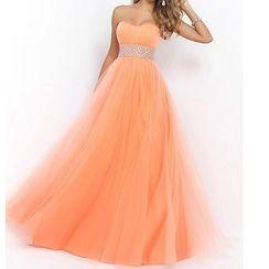 Milenio - Strapless Ball Gown