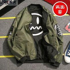 Jacka - Reversible Printed Jacket