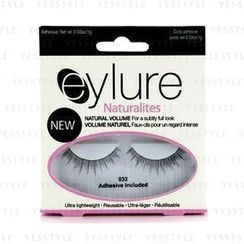 eylure - Naturalites False Lashes - 032 Natural Volume Black (Adhesive Included)