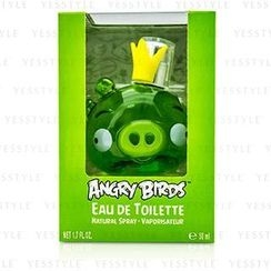 Air Val International - Angry Birds King Pig (Green) Eau De Toilette Spray