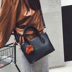Rosanna Bags - Pompom Handbag