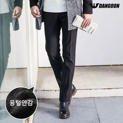 DANGOON - Fleece-Lined Dress Pants