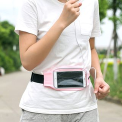 Lazy Corner - Waterproof Sports Touchscreen Waist Bag