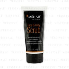 Menaji - Face and Body Scrub
