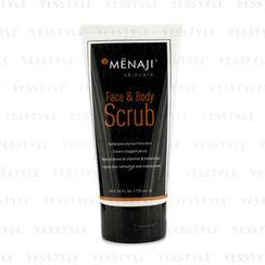 Menaji - 面部及身体磨砂膏