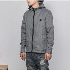 Bigboy - Knit Hooded Jacket