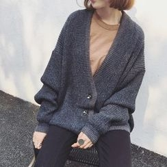 A7 SEVEN - Chunky Knit Cardigan