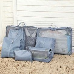 Hagodate - Set of 7: Travel Organizer