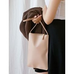 FROMBEGINNING - Shoulder Bag with Scarf