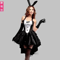 Cosgirl - Bunny Girl Party Costume