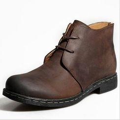 WeWolf - Genuine-Leather Chukka Boots