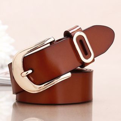 BAIEKU - Faux Leather Belt