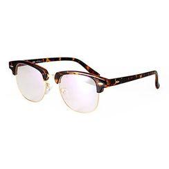UnaHome Glasses - 半框镜架