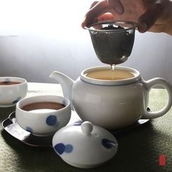 Joto - Ceramic Tea Pot / Tea Bowl