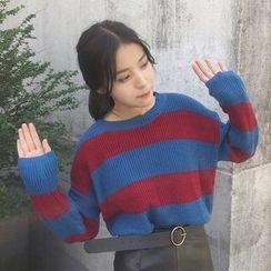 OCTALE - Striped Sweater