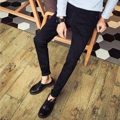 Bloemen - Slim Fit Pants