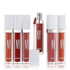 IPKN - Skinny Fit Long Wear Lip Gloss (Rose Edition) (3 Colors)