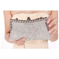 Glam Cham - Embellished Clutch