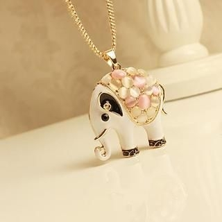 Love Generation - Elephant Necklace