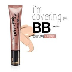 touch in SOL - I'm Covering You BB Cream SPF50 PA+++