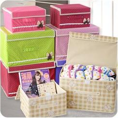 Homy Bazaar - 衣物收納箱