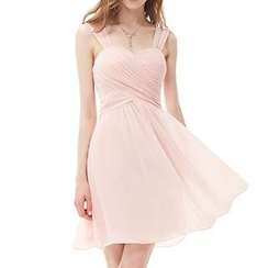 Ever Pretty - Sleeveless Chiffon Cocktail Dress