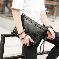 BagBuzz - 鉚釘人造皮手包