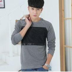 SOLER - Panel Sweatshirt