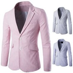 Blueforce - Striped Blazer