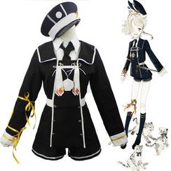 Cosgirl - Policewoman Party Costume