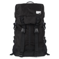 Mr.ace Homme - Buckled Panel Nylon Backpack