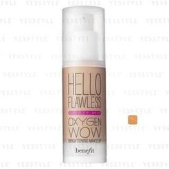 Benefit - Hello Flawless Oxygen WOW! SPF 25 PA+++ (#Hazelnut I'm Hopelessly Hot)
