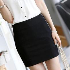潞依韓 - 鉛筆裙子